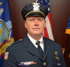Captain Michael Isbrandt, Investigative Division