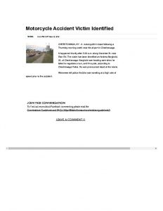 thumbnail of 2016- 06-16 Motorcyclist Killed in Early Morning Crash _ WGRZ