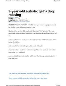 thumbnail of 2016- 07-05 9-year-old-autistic-girls-dog-missing