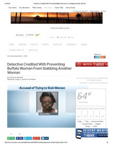 thumbnail of 2016- 08-31 Detective Credited With Preventing Buffalo Woman From Stabbing Another Woman- TWC