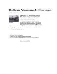 thumbnail of 2016-09-28-cheektowaga-police-address-school-threat-concern-_-wgrz