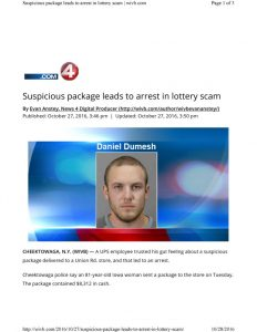 thumbnail of 2016-10-27-suspicious-package-leads-to-arrest-wivb