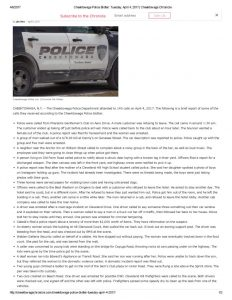 thumbnail of 2017- 04-05 Cheektowaga Police Blotter_ Tuesday, April 4, 2017 _ Cheektowaga Chronicle