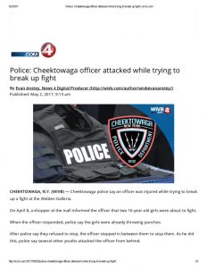 thumbnail of 2017- 05-02 Police_ Cheektowaga officer attacked while trying to break up fight _ wivb