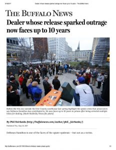 thumbnail of 2017- 05-18 Dealer whose release sparked outrage now faces up to 10 years – The Buffalo News